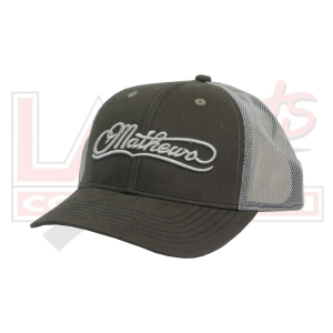 MATHEWS SLATE / GREY CAP