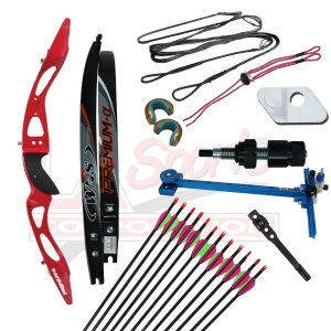 WNS PREMIUM ALPHA RECURVE PACKAGE