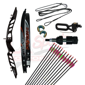 WNS FORGED ELITE ALPHA BAREBOW PACKAGE