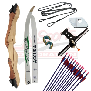 ACCURA ALTIVATE RECURVE PACKAGE